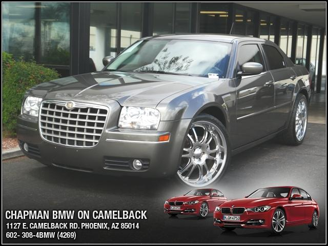 2008 Chrysler 300 Touring 108519 miles Chapman BMW is located at 12th and Camelback in Phoenix 602