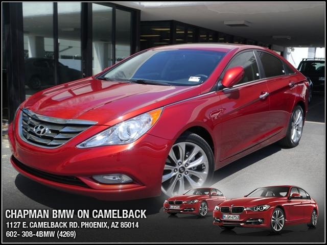 2011 Hyundai Sonata Limited 24L 28340 miles Chapman BMW is located at 12th and Camelback in Phoen