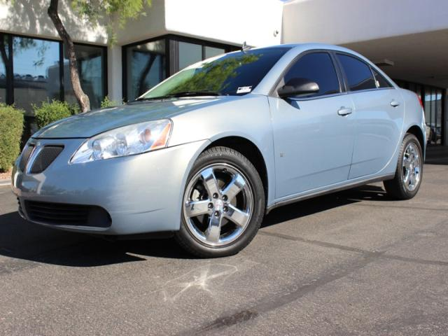 2008 Pontiac G6 GT 78916 miles Chapman BMW is located at 12th and Camelback in Phoenix 602-385-228