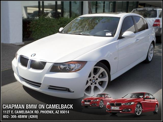 2008 BMW 3-Series Sdn 335i PremSport Pkg 67448 miles Chapman BMW is located at 12th and Camelback