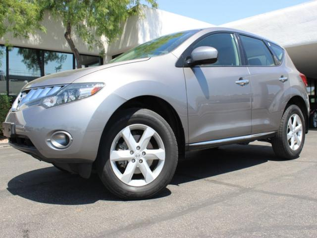 2009 Nissan Murano 31332 miles Chapman BMW is located at 12th and Camelback in Phoenix 602-385-228