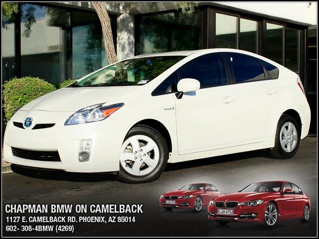 2010 Toyota Prius 57255 miles 1127 E Camelback BUY WITH CONFIDENCE Chapman BMW is located