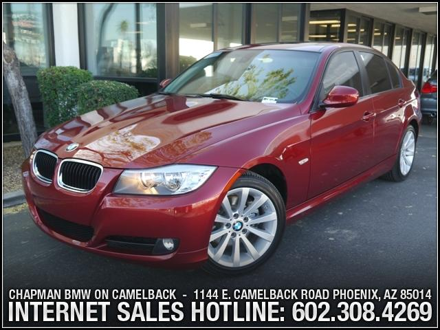 2011 BMW 3-Series Sdn 328i Prem Pkg 35865 miles 1144 E Camelback SPRING SALES EVENT going on now