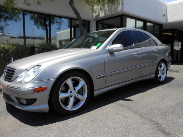 2006 Mercedes C-Class Sport 25L 84125 miles Chapman BMW is located at 12th and Camelback in Phoen