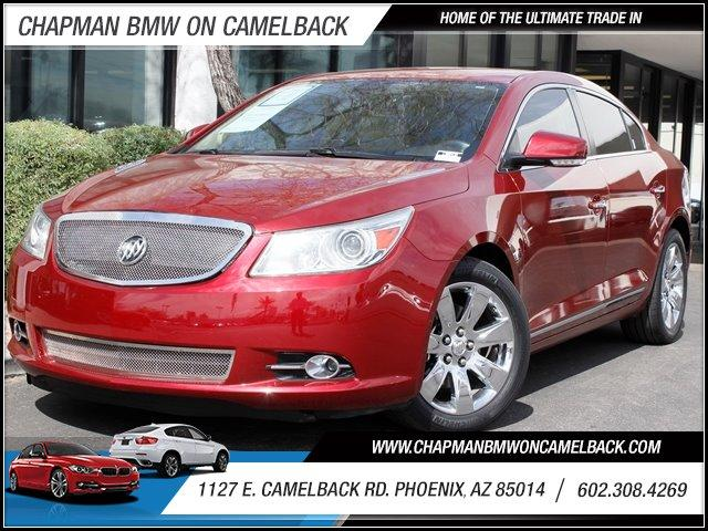 2011 Buick LaCrosse CXS 43596 miles 1127 E Camelback BUY WITH CONFIDENCE Chapman BMW is l