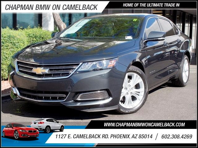 2014 Chevrolet Impala LT 1613 miles 1127 E Camelback BUY WITH CONFIDENCE Chapman BMW is l