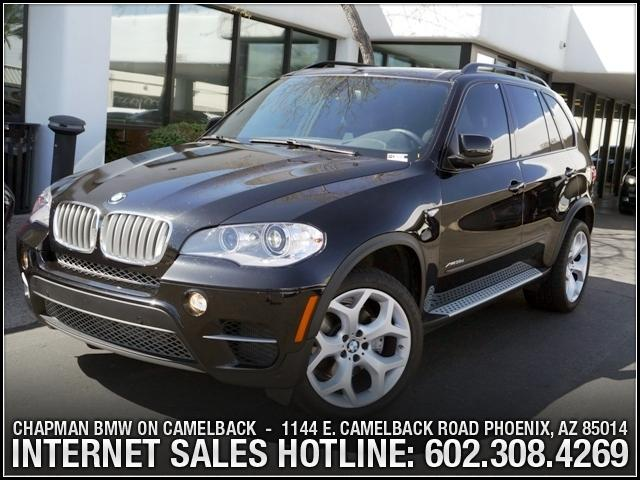 2012 BMW X5 35d PremSportNav Pkg 8083 miles 1144 E Camelback SPRING SALES EVENT going on now t
