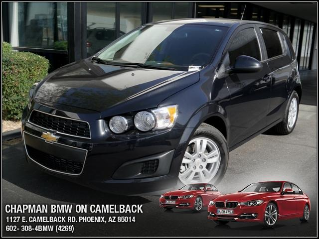 2013 Chevrolet Sonic LT Turbo 5625 miles Chapman BMW is located at 12th and Camelback in Phoenix 6