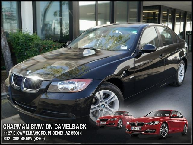 2008 BMW 3-Series Sdn 328xi AWD 71706 miles Chapman BMW is located at 12th and Camelback in Phoeni