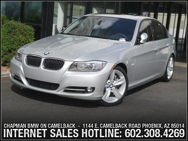 2010 BMW 3-Series Sdn 335i PremSport Pkg 45780 miles 1144 E Camelback SPRING SALES EVENT going