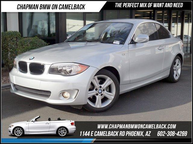 2012 BMW 1-Series 128i 23886 miles 6023852286Chapman BMW on Camelbacks Happier New Year Event