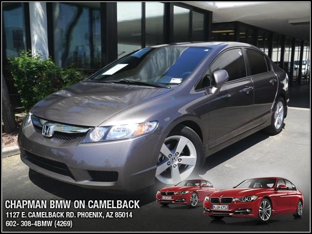 2010 Honda Civic LX-S 23906 miles Chapman BMW is located at 12th and Camelback in Phoenix 602-385-