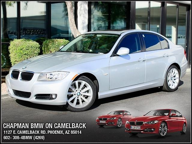 2011 BMW 3-Series Sdn 328i Prem Pkg 26658 miles 6023852286Chapman BMW on Camelbacks Happier N