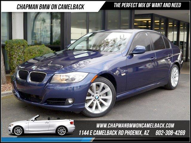 2011 BMW 3-Series Sdn 328i 28444 miles 6023852286Chapman BMW on Camelbacks Happier New Year E