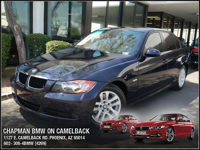 2006 BMW 3-Series Sdn 325i 84929 miles Chapman BMW is located at 12th and Camelback in Phoenix 602