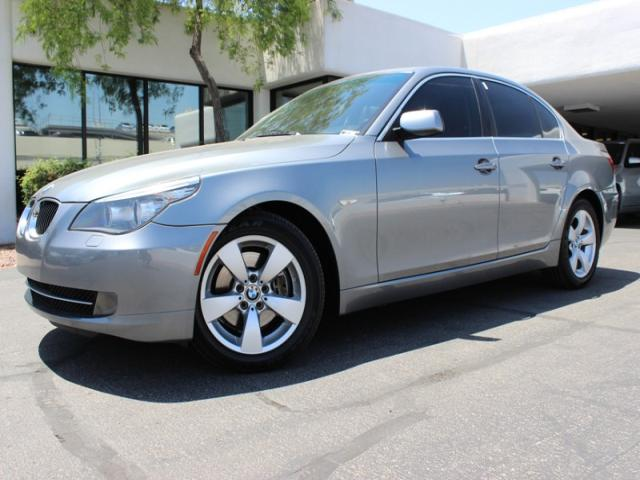 2008 BMW 5-Series 528i 77437 miles Chapman BMW is located at 12th and Camelback in Phoenix 602-385