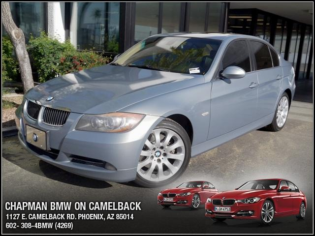 2006 BMW 3-Series Sdn 330i 112757 miles Chapman BMW is located at 12th and Camelback in Phoenix 60