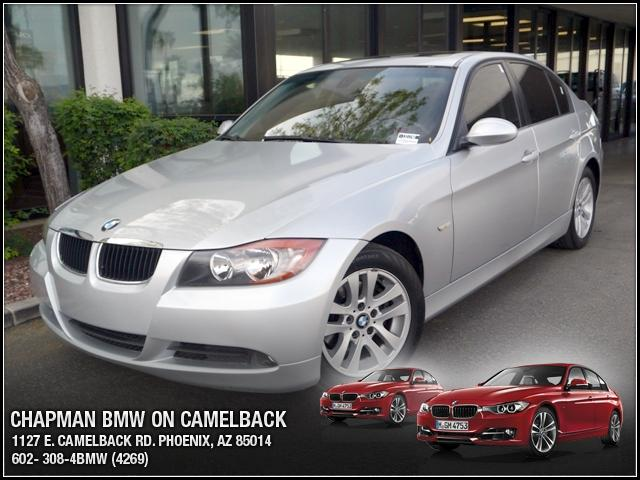 2006 BMW 3-Series Sdn 325i 101024 miles Chapman BMW is located at 12th and Camelback in Phoenix 60