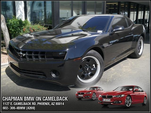 2012 Chevrolet Camaro 2LS 23680 miles Chapman BMW is located at 12th and Camelback in Phoenix 602-