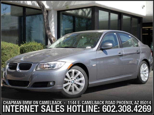 2011 BMW 3-Series Sdn 328i PremValue Pkg 41398 miles 1144 E Camelback SPRING SALES EVENT going