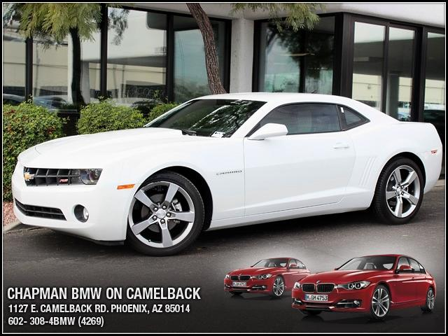 2011 Chevrolet Camaro 1LT 23120 miles 1127 E Camelback BUY WITH CONFIDENCE Chapman BMW is