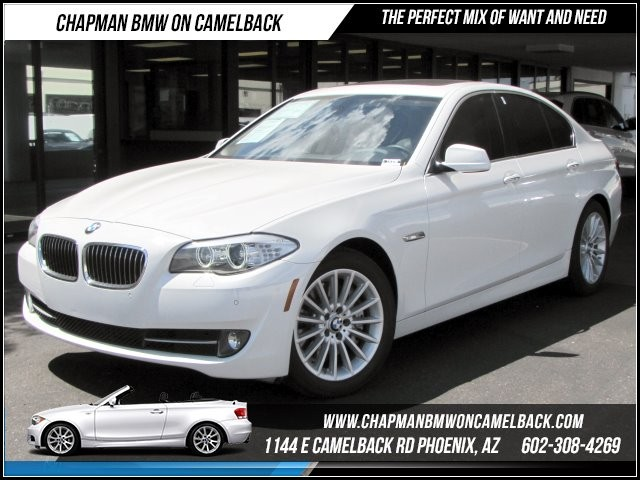 2012 BMW 5-Series 535i 28308 miles 1144 E Camelback Summer is here and the deals are sizzling