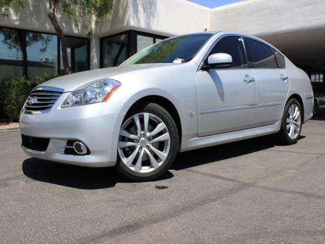 2008 Infiniti M35 51745 miles Chapman BMW is located at 12th and Camelback in Phoenix 602-385-2286