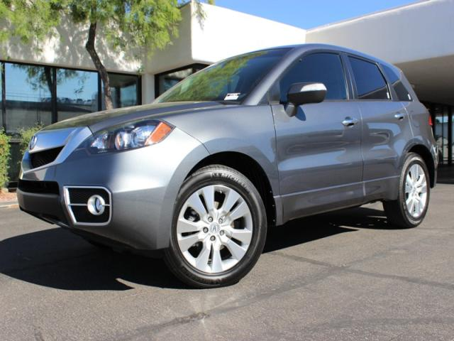 2011 Acura RDX 32524 miles Chapman BMW is located at 12th and Camelback in Phoenix 602-385-2286 Ma