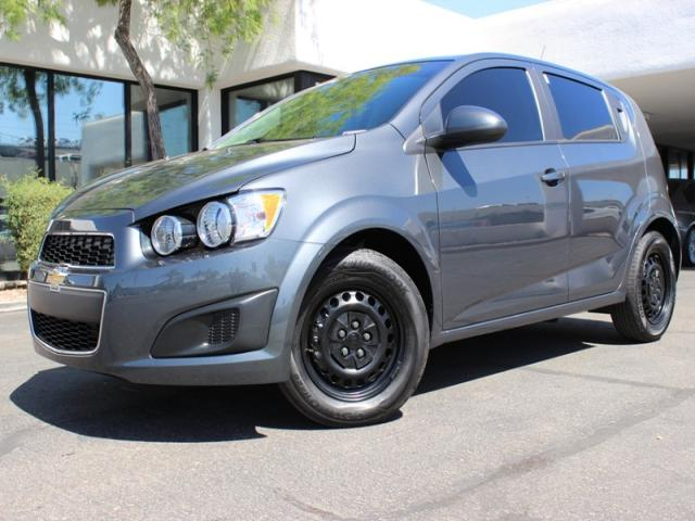 2013 Chevrolet Sonic LS 8430 miles Chapman BMW is located at 12th and Camelback in Phoenix 602-385