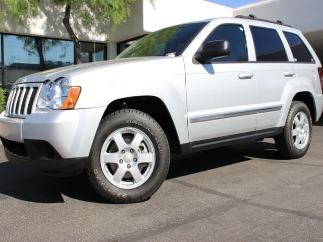 2010 Jeep Grand Cherokee RWD 4dr Laredo 58215 miles ABS AC AMFM Stereo Satellite Radio MP3 P