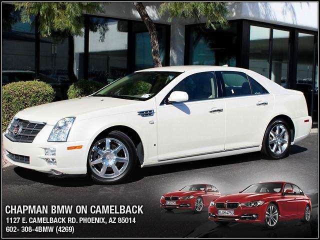 2009 Cadillac STS 83258 miles 1127 E Camelback BUY WITH CONFIDENCE Chapman BMW is located