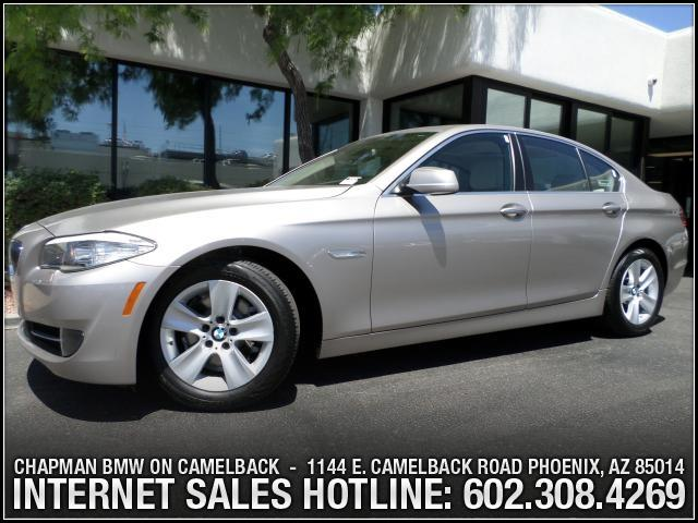 2011 BMW 5-Series 4dr Sdn 528i RWD 40338 miles Convenience Package Premium PackageABS Climate Co