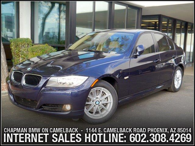 2010 BMW 3-Series Sdn 328i Prem Pkg 37348 miles 6023852286Chapman BMW on Camelbacks Happier N