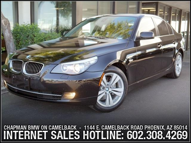2009 BMW 5-Series 528i 65179 miles 6023852286Chapman BMW on Camelbacks Happier New Year Event