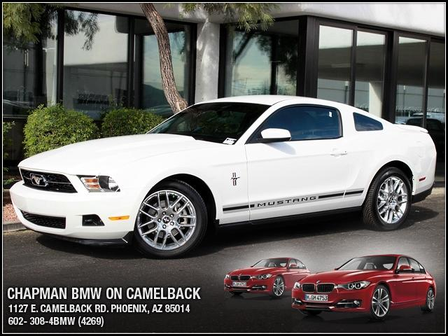 2012 Ford Mustang 38698 miles 1127 E Camelback BUY WITH CONFIDENCE Chapman BMW is located