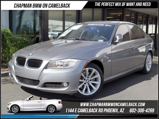 2011 BMW 3-Series Sdn 328i Prem Pkg 32907 miles 1144 E CAMELBACK RD March CPO Sales Event All