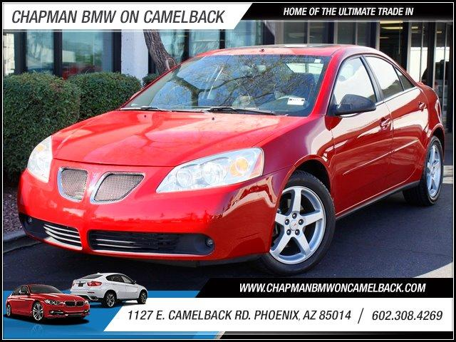 2007 Pontiac G6 52043 miles 1127 E Camelback BUY WITH CONFIDENCE Chapman BMW is located a