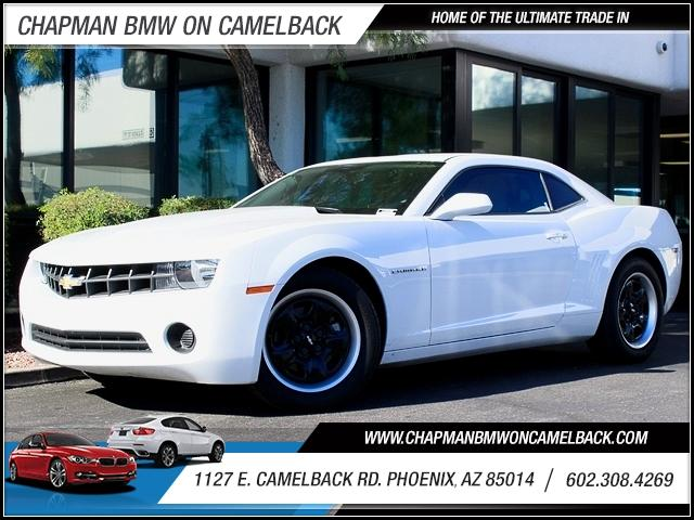 2012 Chevrolet Camaro 2dr Cpe 2LS 38398 miles BUY WITH CONFIDENCE Chapman BMW is located at