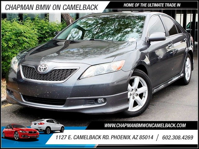 2007 Toyota Camry XLE 136022 miles Phone wireless data link Bluetooth Cruise control Steering wh