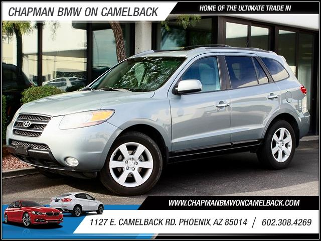 2007 Hyundai Santa Fe AWD 69743 miles 1127 E Camelback BUY WITH CONFIDENCE Chapman BMW is