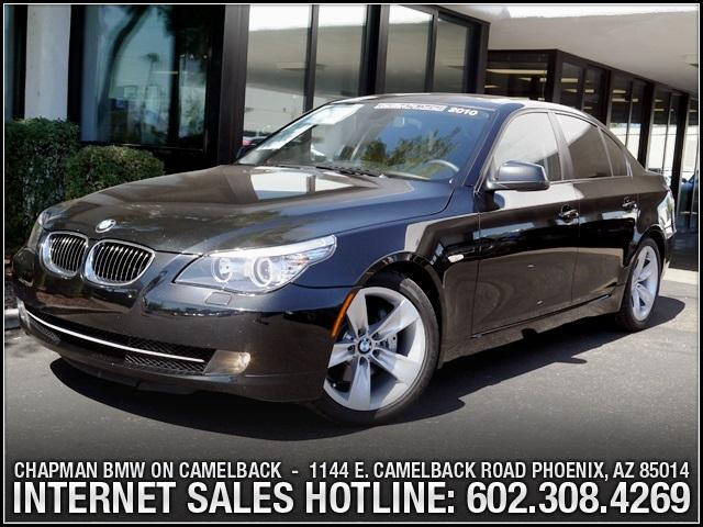 2010 BMW 5-Series 528i Sport Pkg 39089 miles 6023852286Chapman BMW on Camelbacks Happier New