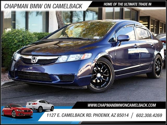 2009 Honda Civic EX 68078 miles 1127 E Camelback BLACK FRIDAY SALE EVENT going on NOW through the