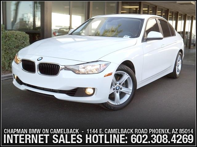 2012 BMW 3-Series Sdn 328i Prem Pkg 32705 miles 6023852286Chapman BMW on Camelbacks Happier N