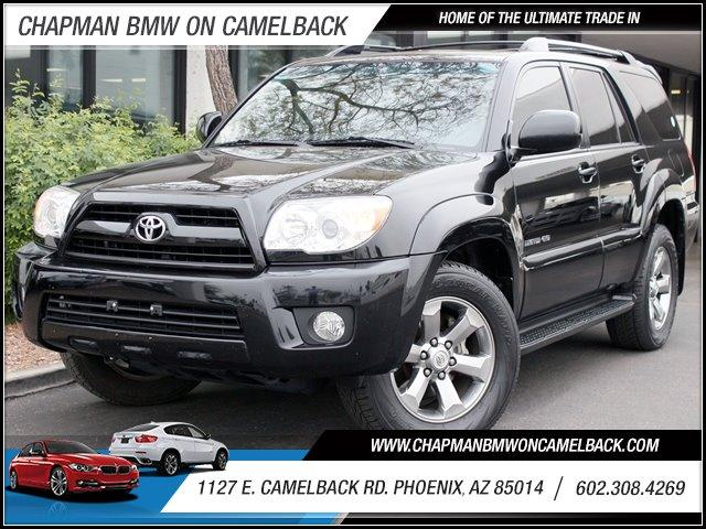 2008 Toyota 4Runner Limited NAV 78861 miles 1127 E Camelback BUY WITH CONFIDENCE Chapman