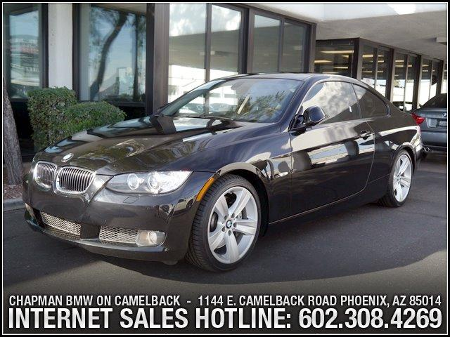 2009 BMW 3-Series Cpe 335i PremSport Pkg 60661 miles 6023852286Chapman BMW on Camelbacks Hap