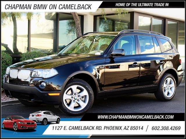 2008 BMW X3 30si AWD 43597 miles BUY WITH CONFIDENCE Chapman BMW is located at 12th and Cam