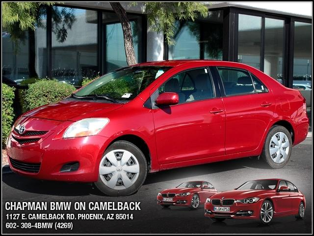 2007 Toyota Yaris 103759 miles 1127 E Camelback BUY WITH CONFIDENCE Chapman BMW is locate