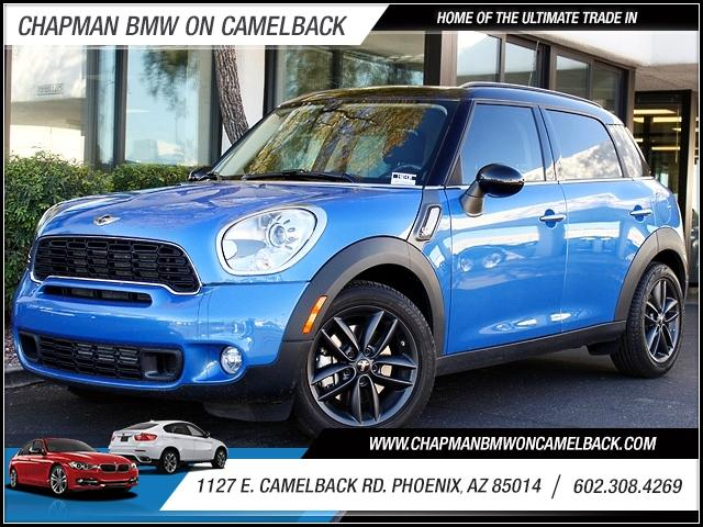 2012 MINI Cooper Countryman S 18344 miles 1127 E Camelback BUY WITH CONFIDENCE Chapman BM