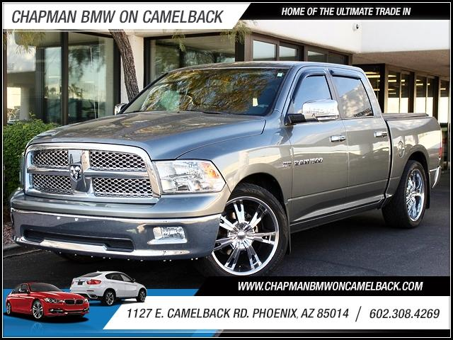2011 Ram 1500 Laramie NAV 93635 miles 1127 E Camelback BUY WITH CONFIDENCE Chapman BMW is