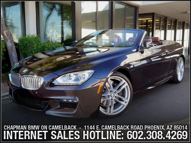 2012 BMW 6-Series 650i Conv Driver Assistance Pkg 13170 miles 6023852286Chapman BMW on Camelb